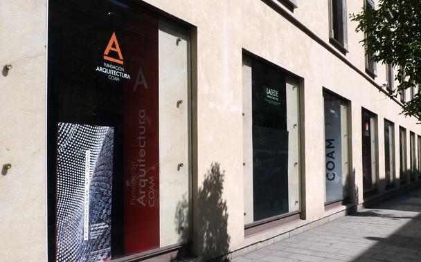 Gesyarq enlaces de inter s a sitios de informaci n urban stica - Colegio oficial arquitectos madrid ...